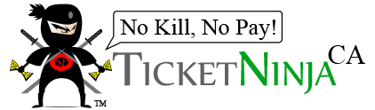 Fight California Traffic Ticket with Ticket Ninja!